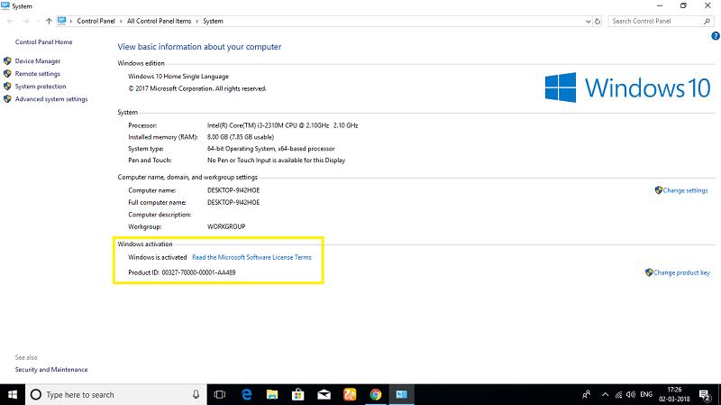 Activate windows 10 mceblog activated ccuart Images