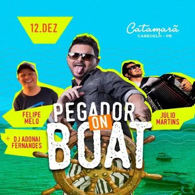 Douglas Pegador - In Board Jampa - Cabedelo - PB - Novembro - 2020