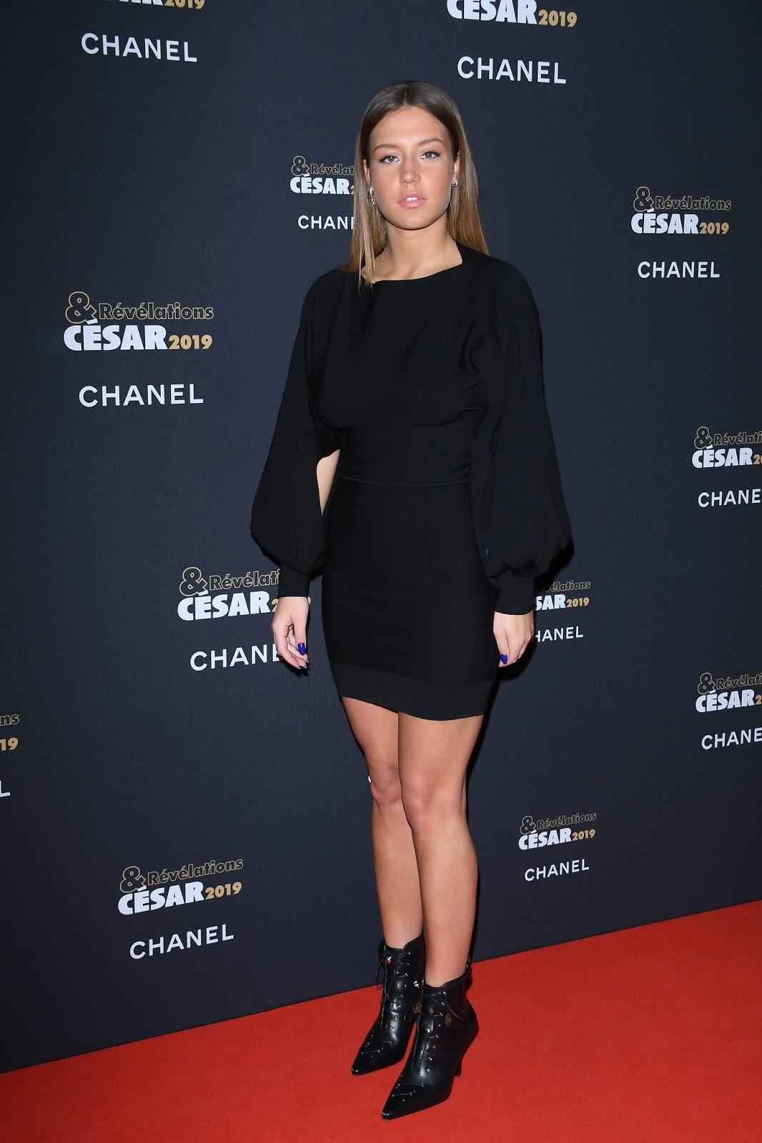 Adele Exarchopoulos - 'Cesar - Revelations 2019' in Paris 01/14/19