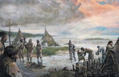 Il popolo mesolitico di Doggerland