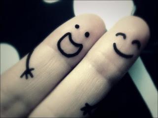 best friend finger