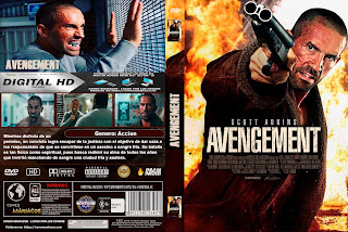 CARATULA AVENGEMENT - 2019 [COVER DVD]