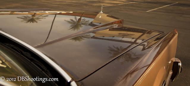 1980 Lincoln Continental Mark VI hood