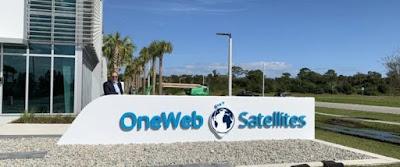 تعلن إفلاسها OneWeb شركة بسبب إنتشار فايروس كورونا و فشل الحصول على تمويلات جديدة حتى من الممول الأكبر لها Softbank
