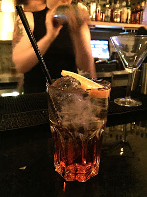 Aperol Spritz at Bar Story