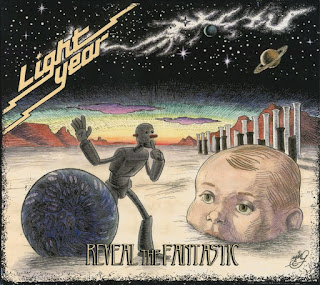 Light Year - 1974 - Reveal The Fantastic