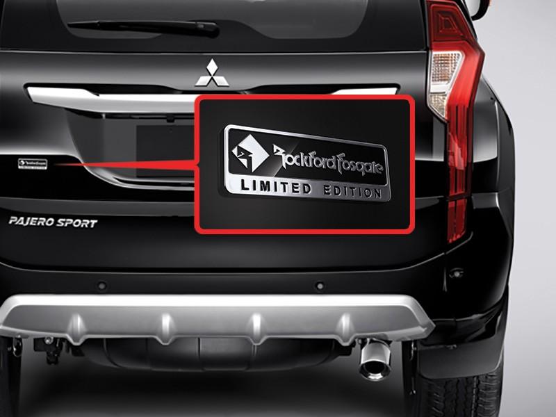 Mitsubishi Pajero Sport Rockford Fosgate Pekanbaru Riau