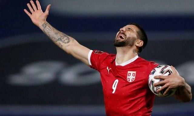 Πρώτος σκόρερ στην ιστορία της Εθνικής Σερβίας ο Μίτροβιτς