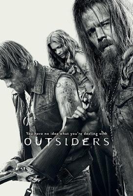 Outsiders (TV Series) S01 2016 DVD R1 NTSC Sub