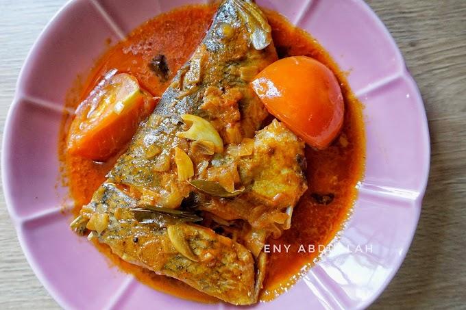 Kari Kepala Ikan Ala Mamak