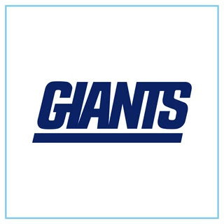 New York Giants Wordmark - Free Download File Vector CDR AI EPS PDF PNG SVG
