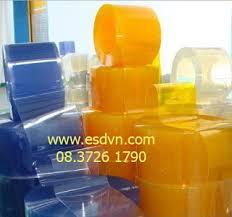 Màn nhựa pvc - rèm nhựa ngăn lạnh, màn pvc ngăn lạnh âm sâu