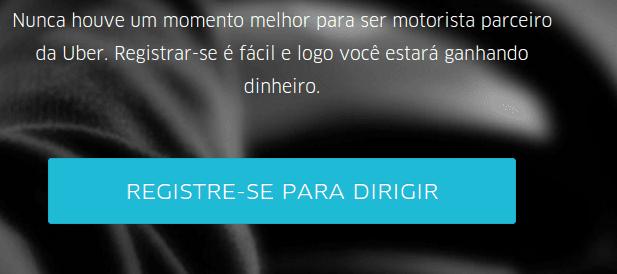 Imagem registro Uber Motorista