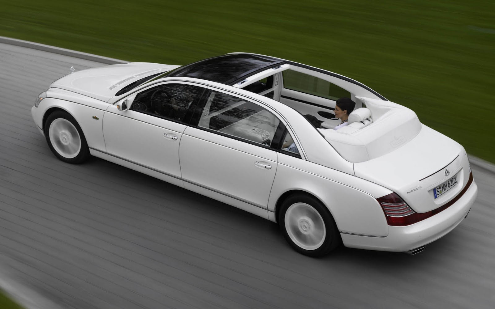 Mercedes Maybach Passion For Luxury Maybach 62 Excellence Refined