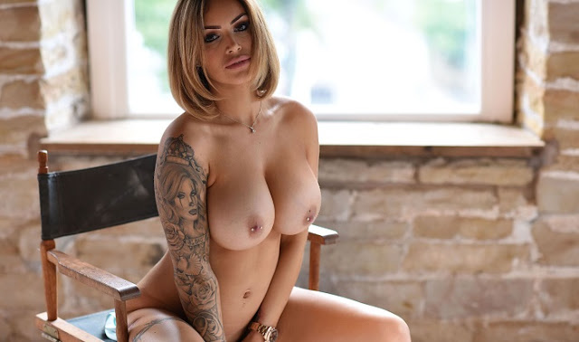 Gemma Massey big boobs naked pics