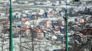 Reaching Sarajevo by rental car