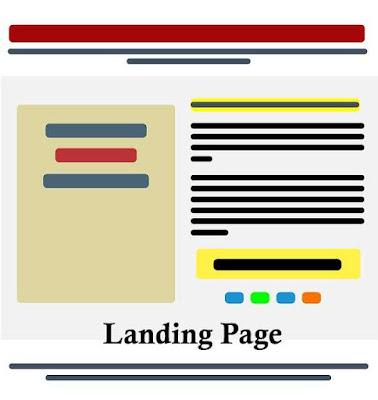 landing page que es