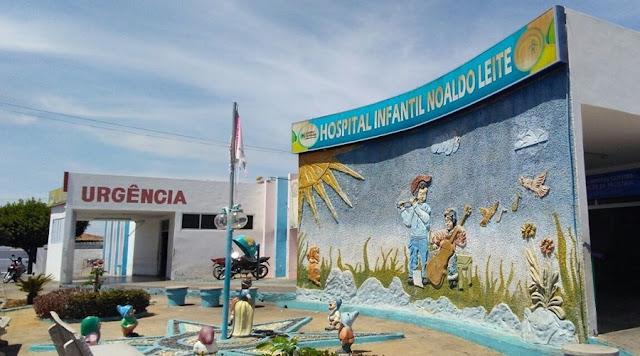 Governador da Paraíba muda direção do Hospital Infantil de Patos