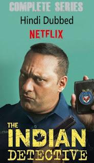 The Indian Detective Season 1 Hindi Dual Audio HDRip 720p | 480p (1 Episode Added)