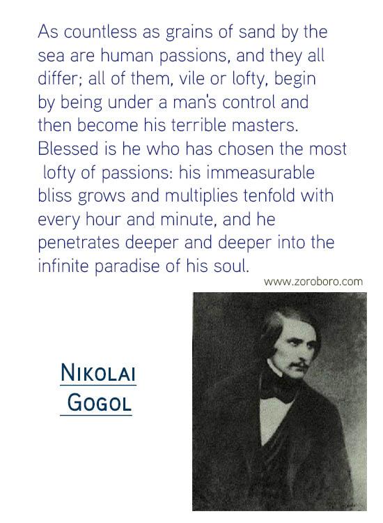 Nikolai Gogol Quotes,Humor, Reality, Loneliness, Beauty Quotes, Surrealism, Life Quotes,Nikolai Gogol Philosophy,Inspirational Words,Nikolai Gogol booksNikolai Gogol,motivational quotes