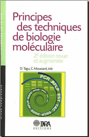 Livre : Principes des techniques de biologie moléculaire - PDF