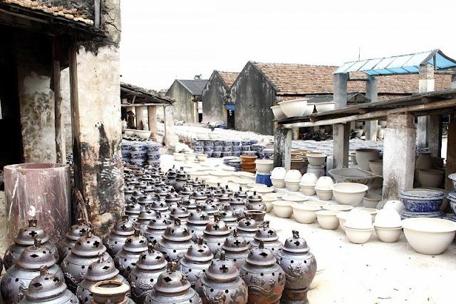Bat Trang Pottery Village - A Traditional Craft Village