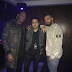 Drake and footballer, Didier Drogba reunite (photo)