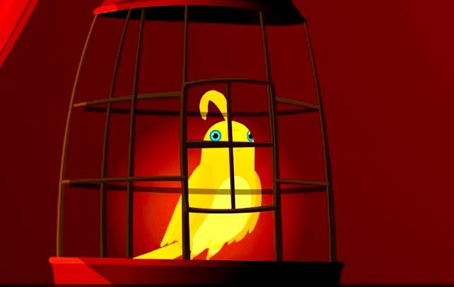 قصة الطائر الذهبي للأطفال مكتوبة 2019-قصص أطفال جديدة