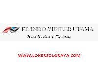 Loker Karanganyar Staff PPIC dan Marketing di PT Indo Veneer Utama