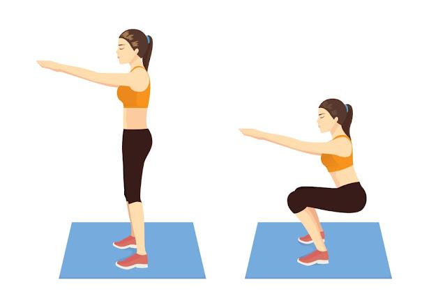 Leg squat