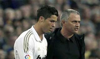 Mourinho Tak Percaya Ronaldo Akan Tinggalkan Real Madrid