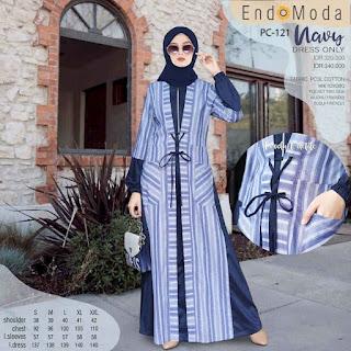 Koleksi Terbaru Dress Endomoda PC 121