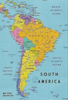 Benua Amerika: Letak Batas-Batas dan Keadaan Alam