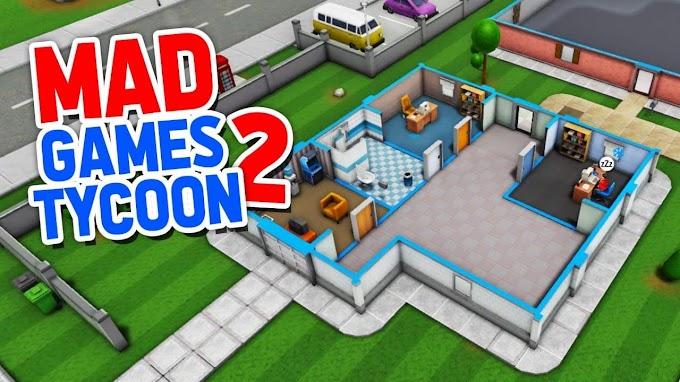 Mad Games Tycoon 2 İndir