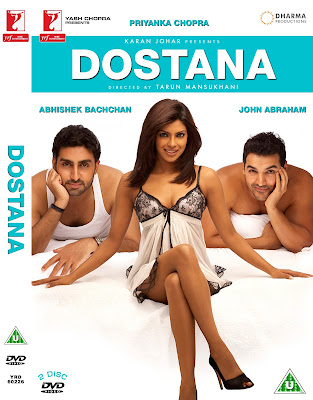 Dostana 2008 Hindi BRRip 480p 400mb