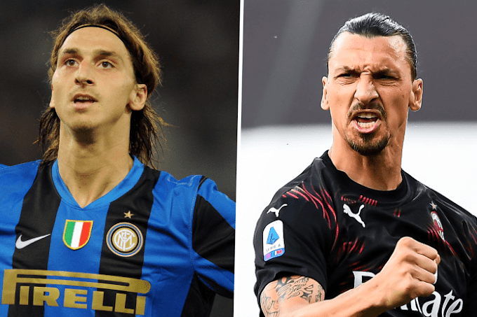 Zlatan Ibrahimovic Sets New Record With His 50th Career Goal As A Milan Player