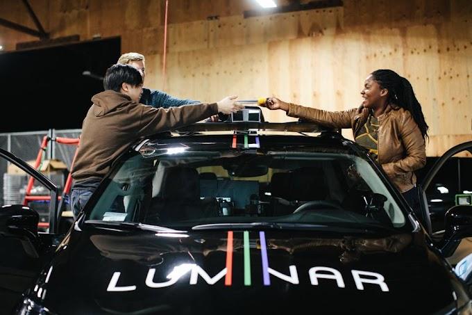 La empresa de tecnología Lidar Luminar se hará pública mediante la fusión con la empresa de cheques en blanco Gores Metropoulos