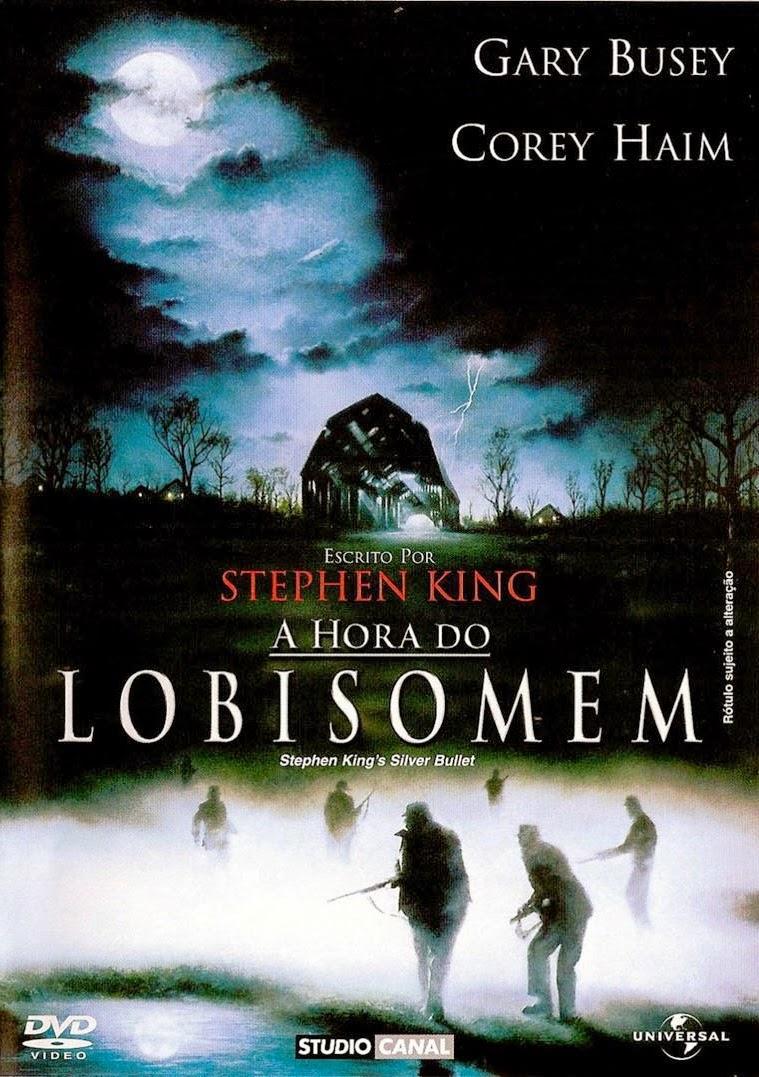 A Hora do Lobisomem / Bala de Prata – Dublado (1985)