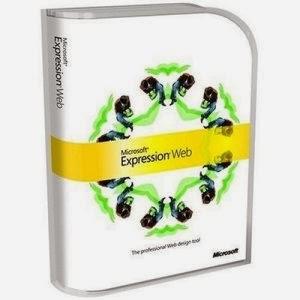 خطوات انشاء موقع باستخدام برنامج Microsoft Expression Web