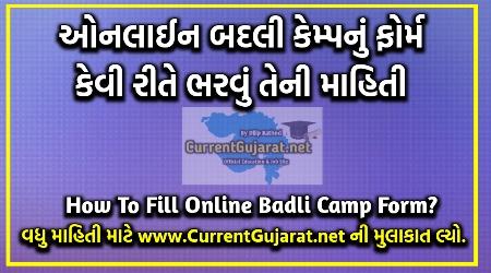 How To Fill Teacher Online Transfer Form ? | www.dpegujarat.in See Details Here