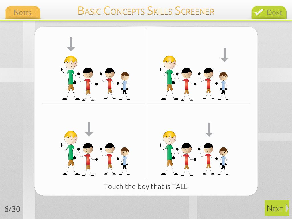 Basic Concepts Skill Screener App Review And Giveaway
