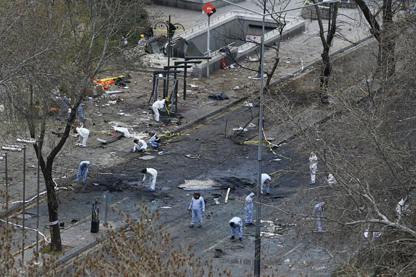 Turki Gagalkan 49 Serangan Bom Bunuh Diri
