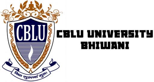 Cblu University Bhiwani