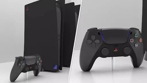 PS5 Retro Design