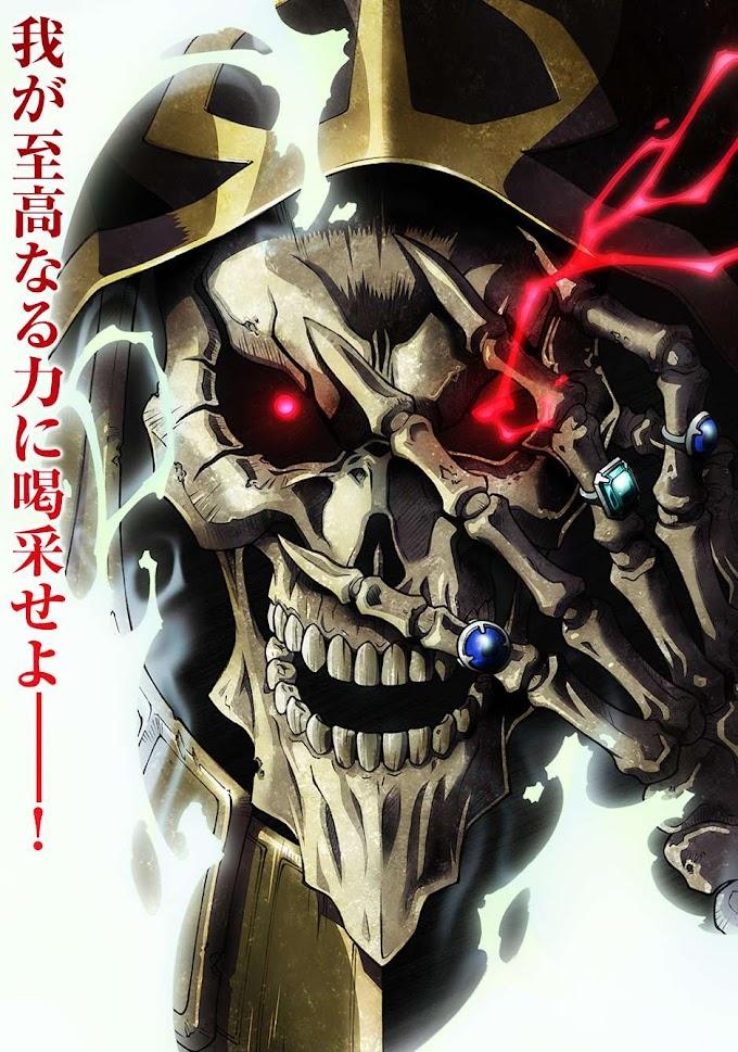 Anime 'Overlord' Dapatkan Adaptasi Musim Keempat