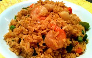 Resep nasi goreng bali yang lezat