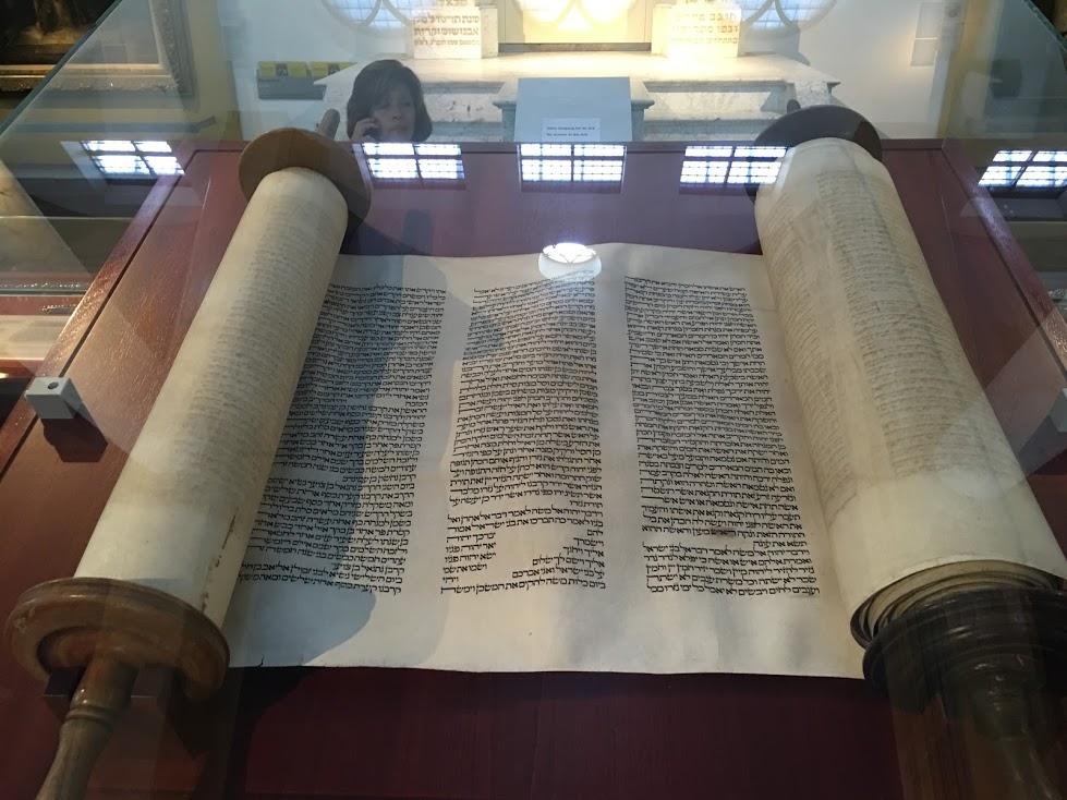 Amsterdam. Jewish Historical Museum.