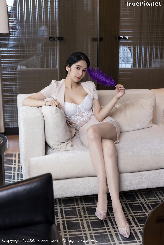 Image XIUREN No.2619 - Chinese Model - Xiao Reba (Angela小热巴) - Goddess of Beauty - TruePic.net - Picture-6