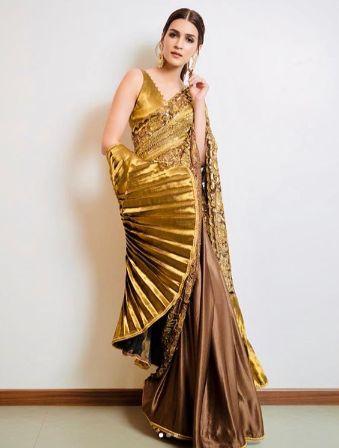 Bollywood actresses in saree