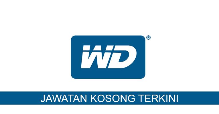 Kekosongan terkini di WD Media (Malaysia) Sdn Bhd